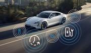 Porsche Taycan : petites mises à jour, nouveau chargeur embarqué