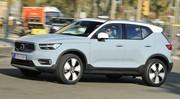 Le diesel bientôt supprimé sur le Volvo XC40