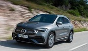 Essai Mercedes GLA 200 D : extension de position dominante