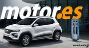 Le futur SUV électrique Dacia Spring imaginé par Motor.es