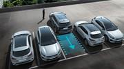 Le nouveau Kia Sorento se gare à distance