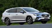 Le nouveau break Subaru Levorg fait ses débuts au Japon