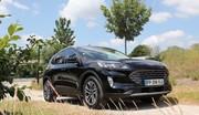 Essai Ford Kuga 3 Plug-In Hybrid 2020
