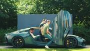 Koenigsegg Gemera, 4 adultes de grande taille dans cette hypercar de 1700 chevaux