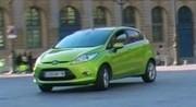 Essai Ford Fiesta : Enfin du style !