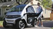 Eli Zero : un véhicule citadin chinois entre la Twizy et la AMI