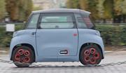 Essai Citroën Ami 2020