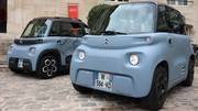 Essai de la Citroën Ami 100 % électrique : sans permis à prix d'ami