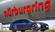 Essai extrême Audi RS6 Avant : le Nürburgring en gros break !