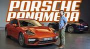 Nouvelle Panamera 2021 : Porsche joue la carte du surclassement