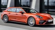 Porsche Panamera (2020) : 630 ch pour la Turbo S et une nouvelle version hybride