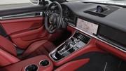 Porsche Panamera restylée : deux nouvelles versions