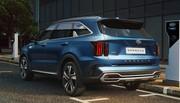 Kia Sorento PHEV : hybride à 7