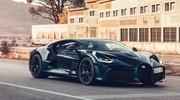 Prise en mains - Bugatti Divo : la Bugatti des montagnes