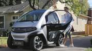 Eli Zero : une rivale pour la Citroën Ami