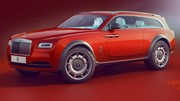 Rolls-Royce Wraith Shooting Brake, un break sur mesure en préparation?