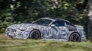 Mercedes annonce la nouvelle SL