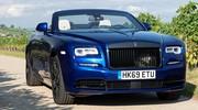 Essai Rolls-Royce Dawn Black Badge : L'excellence à ciel ouvert