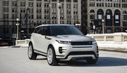 Land Rover : nouveaux moteurs pour les Evoque et Discovery Sport