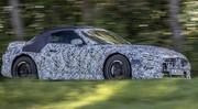 Premières images de la future Mercedes SL