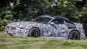 Mercedes-AMG entame les tests routiers de la nouvelle SL