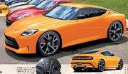 La Nissan 400Z pas avant 2023 ?