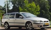Marche arrière : La Volvo V70 R