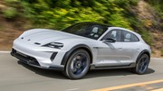 Victime du succès de la Porsche Taycan, la sortie de sa version Cross Turismo est retardée