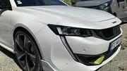 Voici le nouveau haut de gamme sportif de Peugeot !