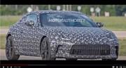La future Subaru BRZ aperçue avec son camouflage !