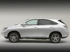 Lexus dévoile son nouveau RX 450H
