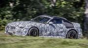 Mercedes SL : le retour de la toile !