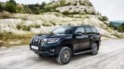 Un nouveau moteur de 204 ch pour le Toyota Land Cruiser 2021