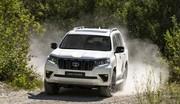 Toyota Land Cruiser : Diesel gonflé