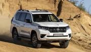 Toyota Land Cruiser année 2021 : ce 4x4 devient un « sprinter » !