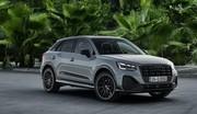 Audi peaufine son Q2 avec un premier face-lift