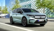 Skoda Enyaq iV : Le SUV électrique lumineux