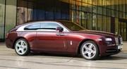 Une Rolls-Royce Wraith en brake de chasse, et c'est du Belge
