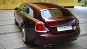 Quand le coupé Rolls-Royce Wraith se prend pour un break de chasse