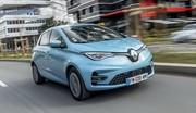 Prix Renault Zoé : Quelques évolutions pour la gamme 2020