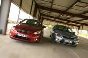 Essai Ford Focus 2.0 TDCi Titanium vs Kia Pro-Cee'd 2.0 CRD : Le lièvre et la tortue