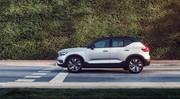 Le Volvo XC40 ne sera plus proposé en diesel