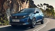 Peugeot 5008 (2020) : restylage pour le SUV 7 places de Peugeot