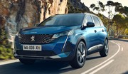 Peugeot 5008 2 2021 facelift : Le 7 places sort les griffes