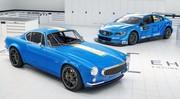 Cette Volvo P1800 de 420 ch est LE restomod