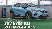 Guide d'achat. Quel SUV hybride rechargeable choisir en 2020 ?