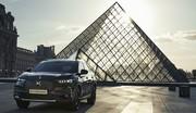DS7 Crossback « Le Louvre » : le SUV premium français veut profiter de la lumière de la pyramide