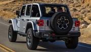 Jeep : nouvelle version hybride rechargeable pour le Wrangler