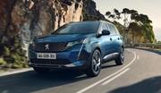 Peugeot 5008 restylé (2020) : peau neuve pour le grand SUV au Lion