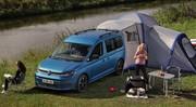Volkswagen : le nouveau Caddy transformé en mini camping-car